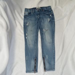 Ripped One X One Teaspoon Jeans